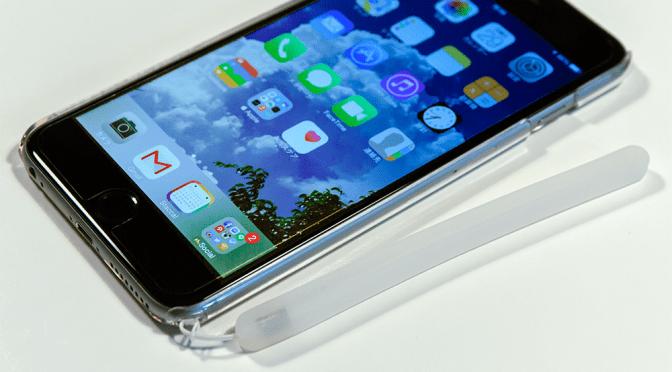 Simplism iPhone6 Plus用 0.7mm極薄ケース