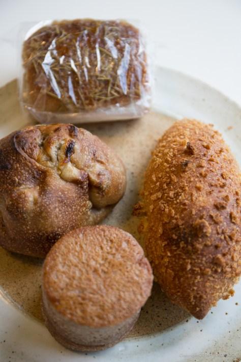 宗像堂のパン