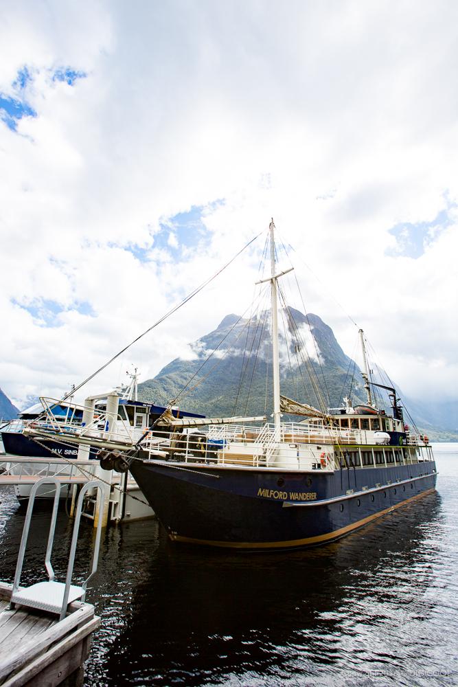 リアルジャーニーのクルーズ船