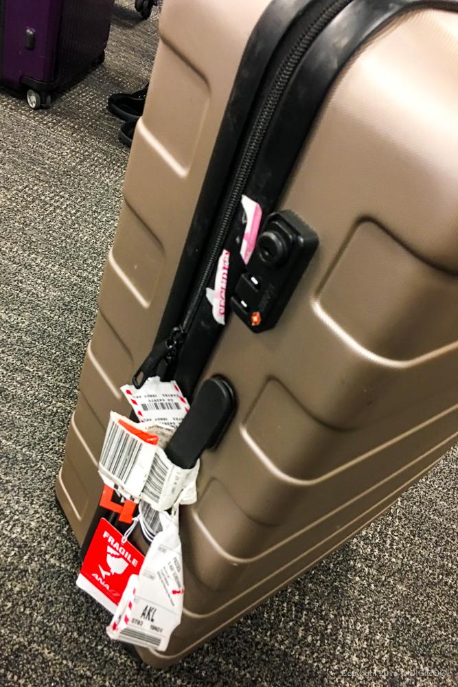 おかえり、スーツケース