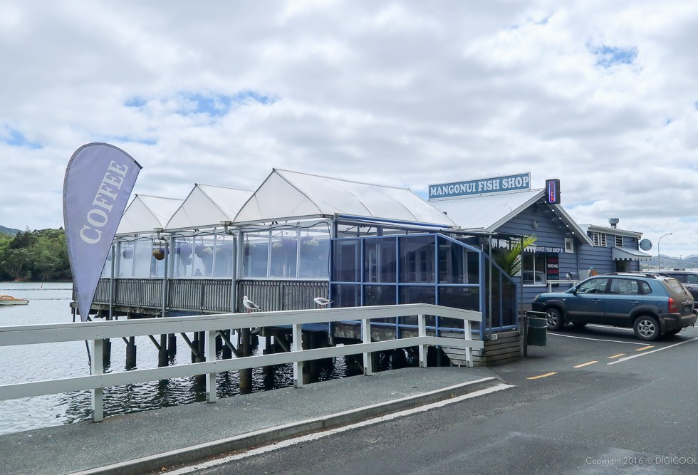 Mangonui Fish Shop & Takeaways
