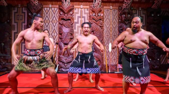 マオリの伝統舞踊Haka