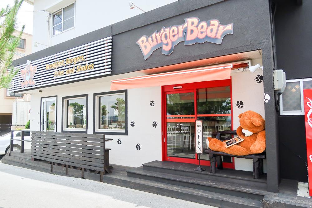 Burger Bear