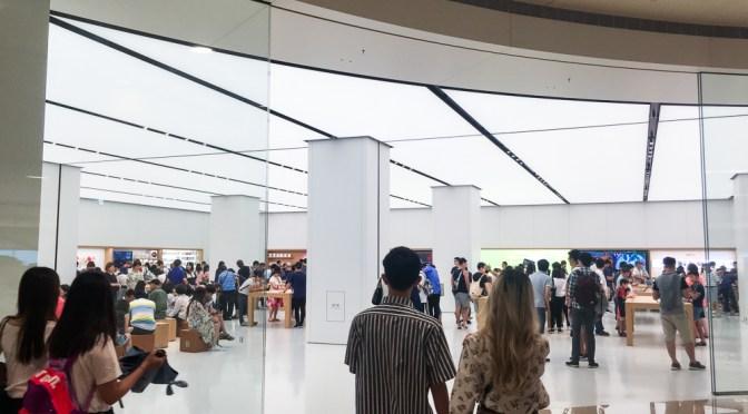 Apple 台北 101