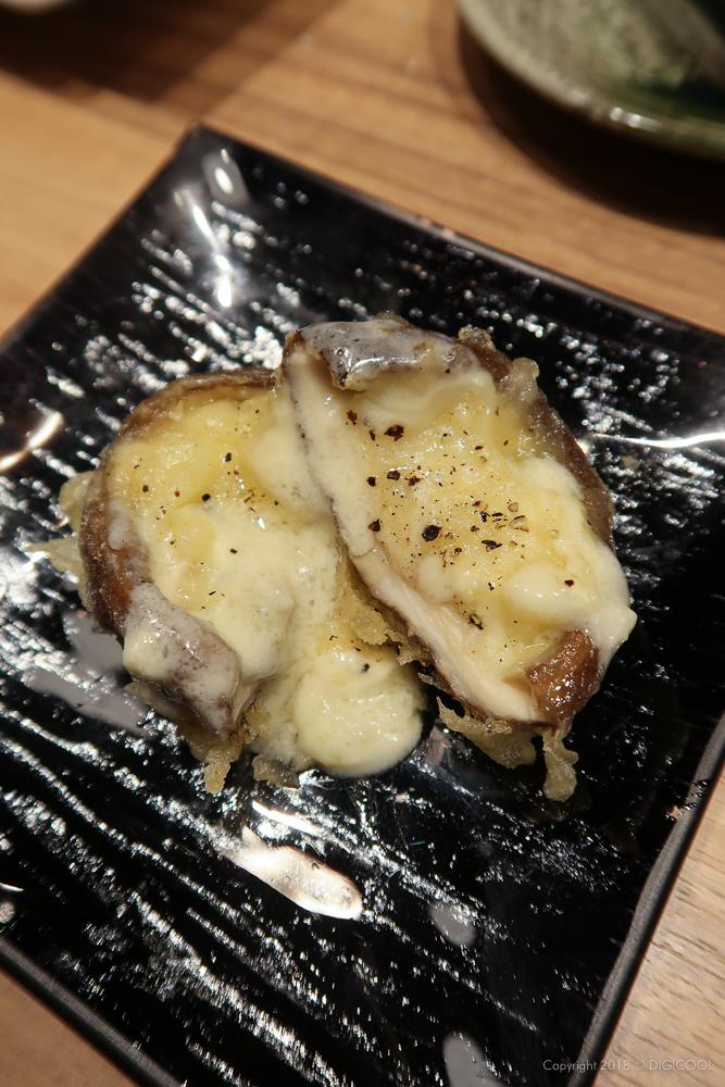 椎茸ゴルゴン