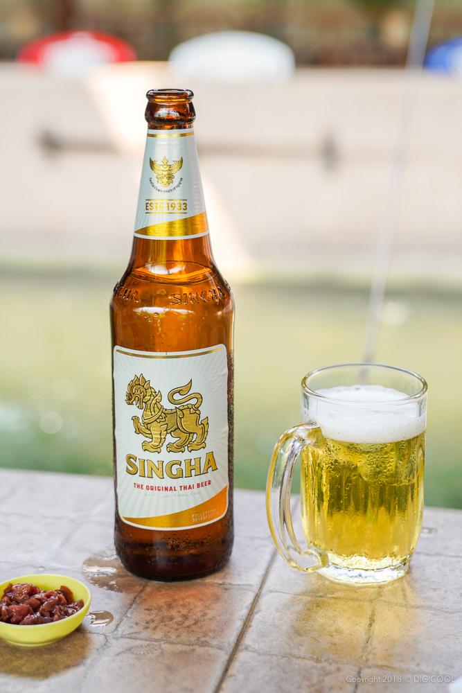 シンハー・ビール