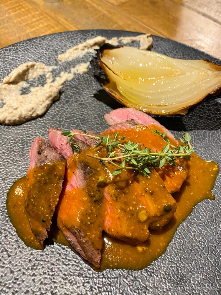 牛赤身肉カイノミステーキ
