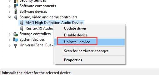 uninstall_audio_driver
