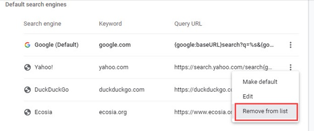 remove_yahoo_search_engine_from_chrome
