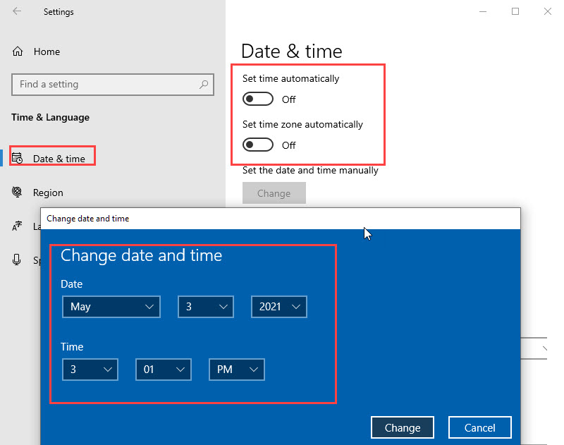 set_time_and_date_manually