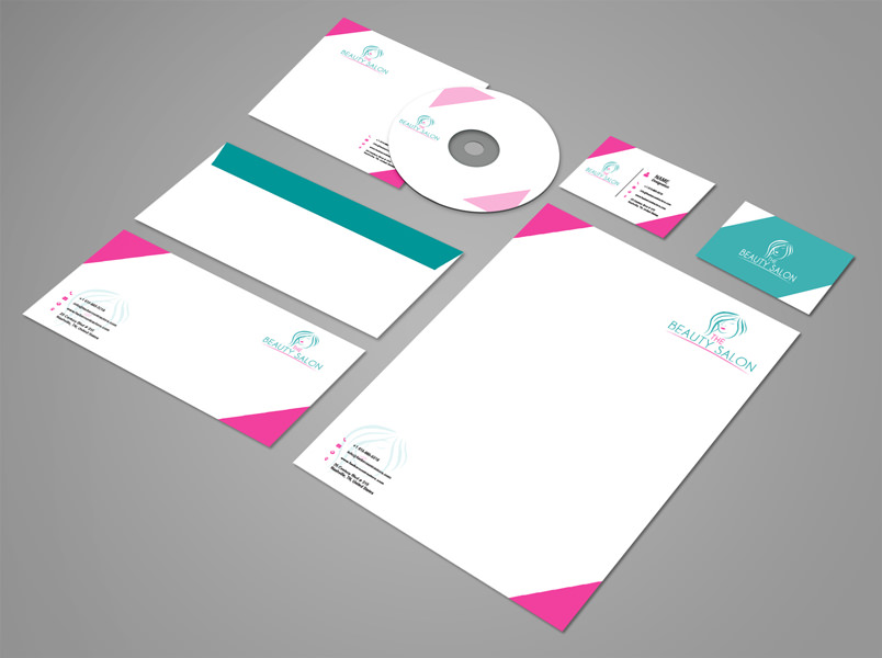Stationery Design Digics 2