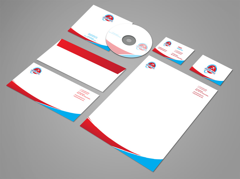 Stationery Design Digics 8