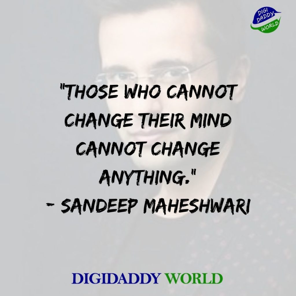 Best Life quotes by Sandeep Maheshwari