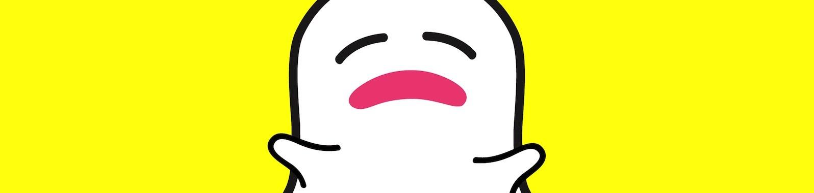 Snapchat-crying-baby