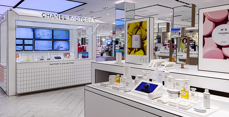 CHANEL-Factory-5-at-Saks_Beauty-on-2_1-scaled_780_400
