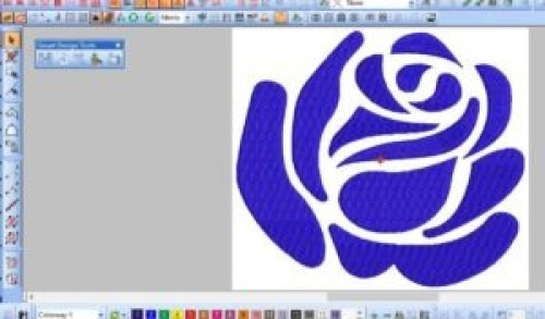 Convert JPG to embroidery file