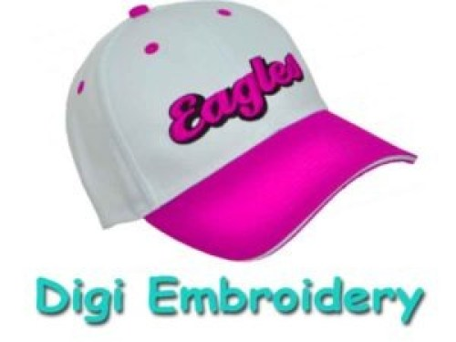 Embroidery Digitizing | Custom Embroidery Digitizing Service