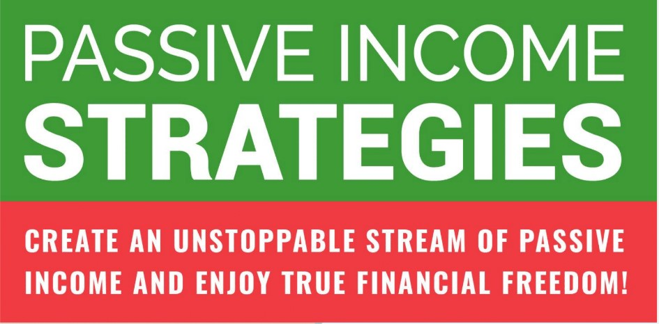 Passive Income Opportunities