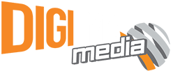 Digihype logo analytics blog branding