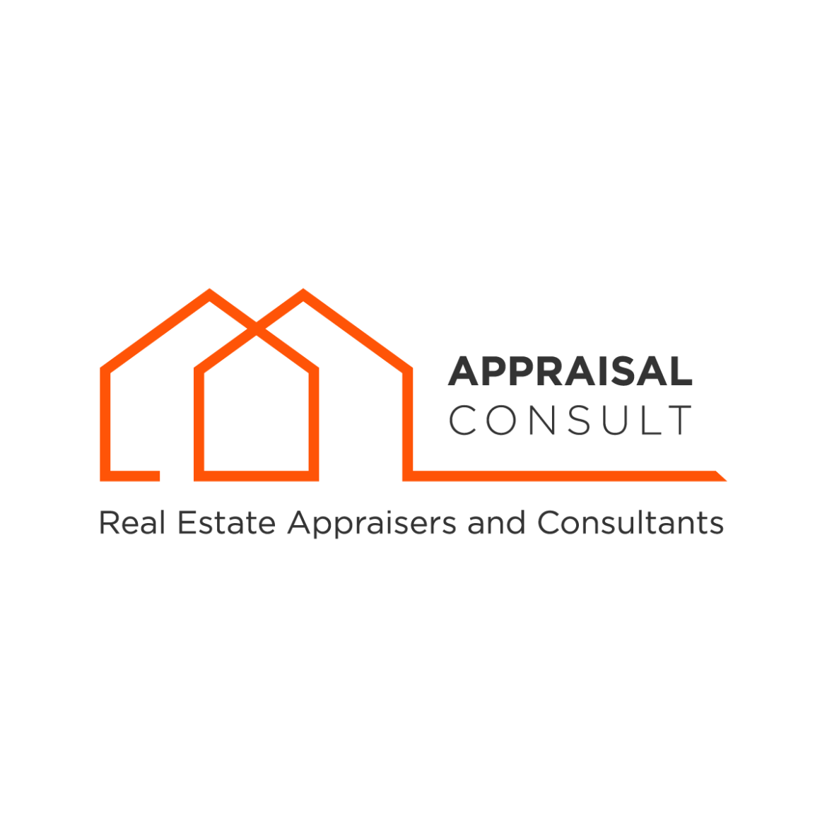Real estate home appraisal in Mississauga (logo concept for a home appraisal company)