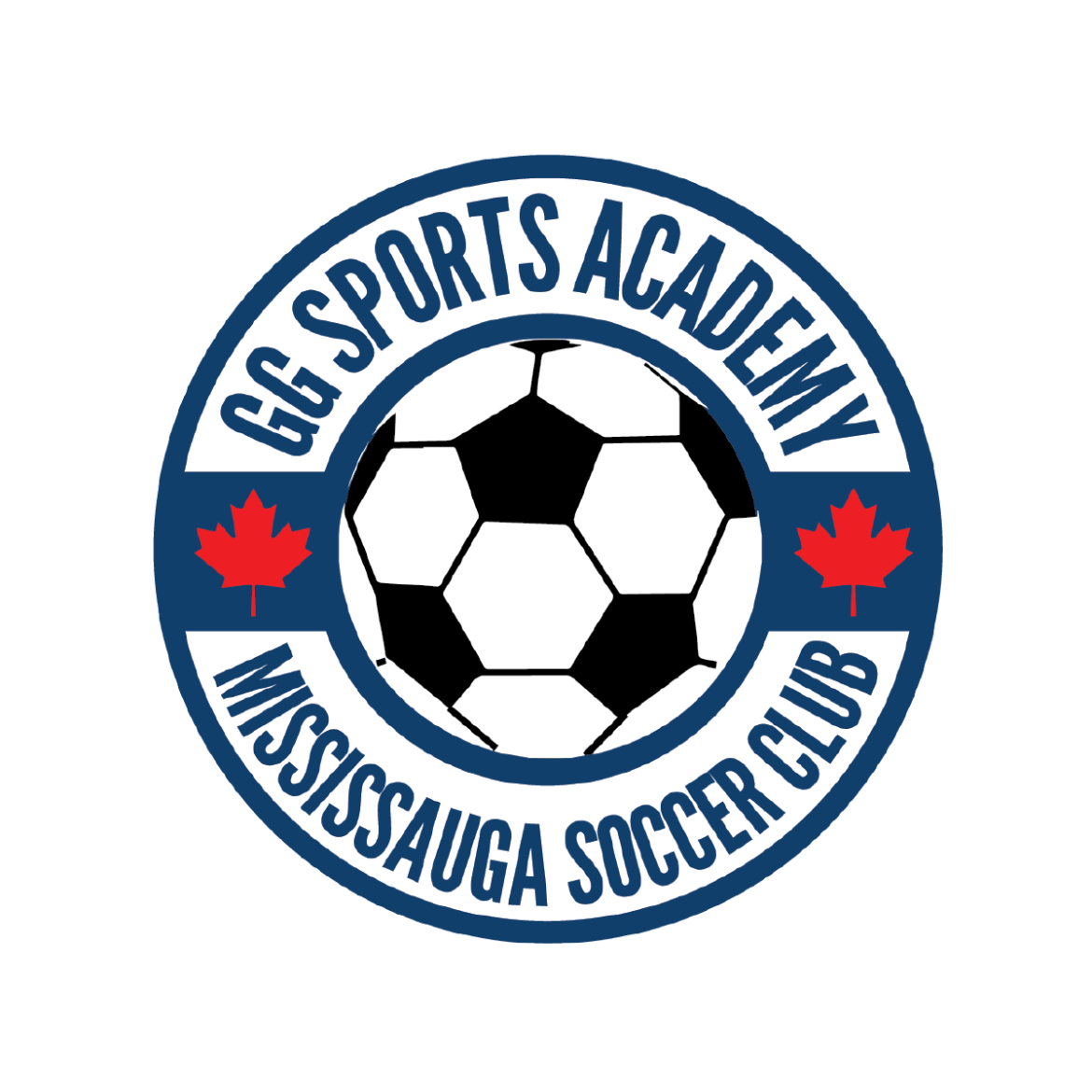 Mississauga Sports and Soccer Academy (Logo Concept for sports club)