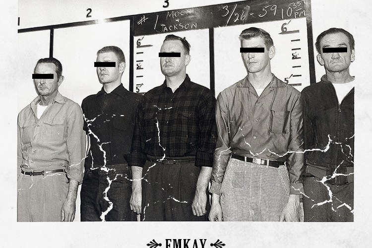 eMkay – Suspects (Prod. by AmpOnTheTrack)