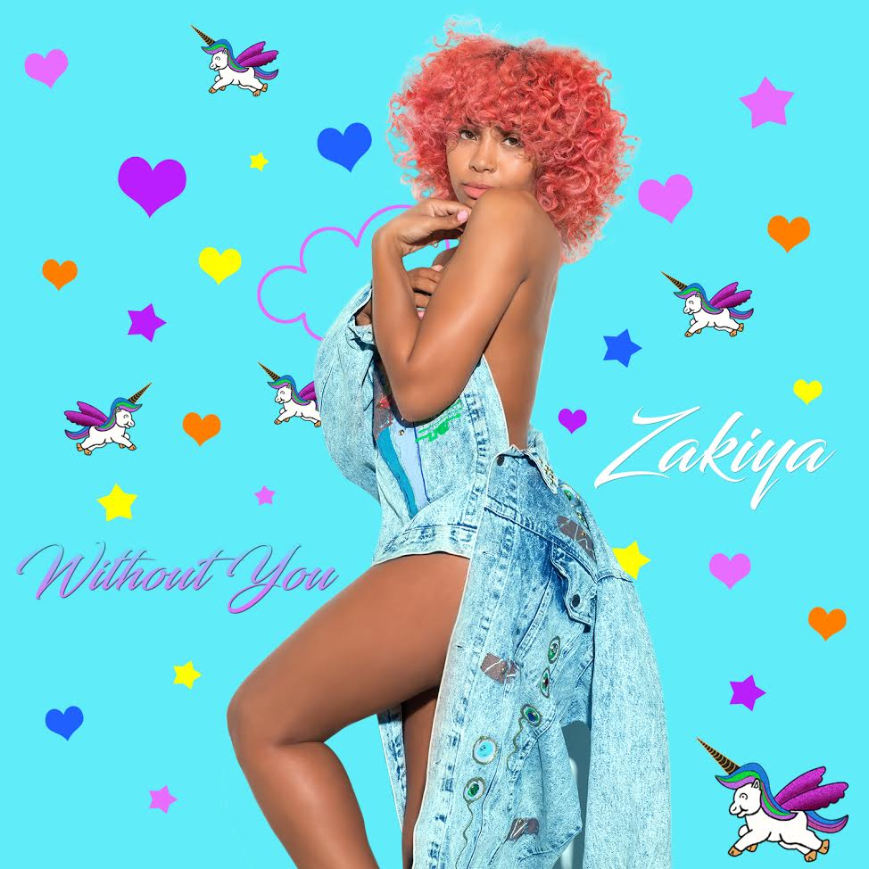 Zakiya - Without U (Prod. by Albie Dickson)