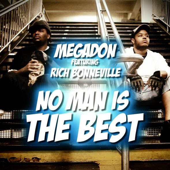 Megadon - No Man Is The Best