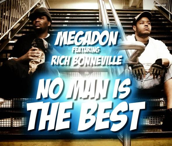 Megadon – No Man Is The Best