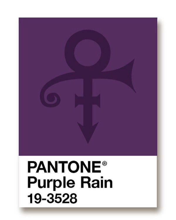 The Prince Estate and Pantone Color Institute Unveil Custom Color