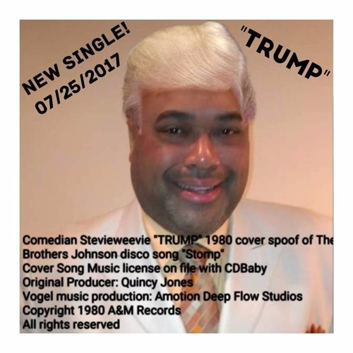 Stevieweevie - Trump