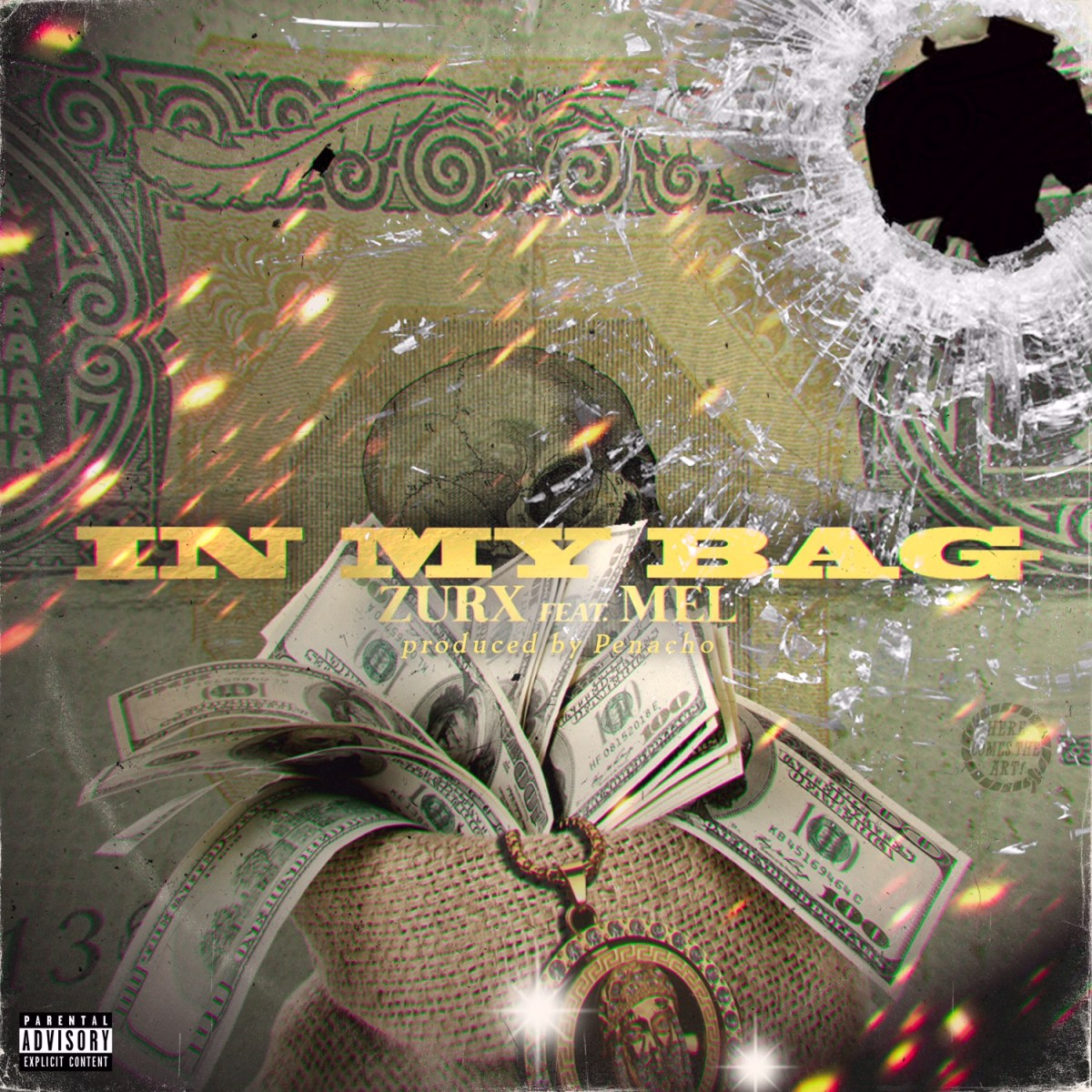 Zurx (@simply_zurx) Ft Mel (@TheOfficialMel_) - In My Bag