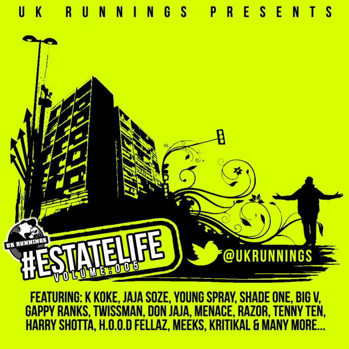 UK Runnings #EstateLife - Volume 005