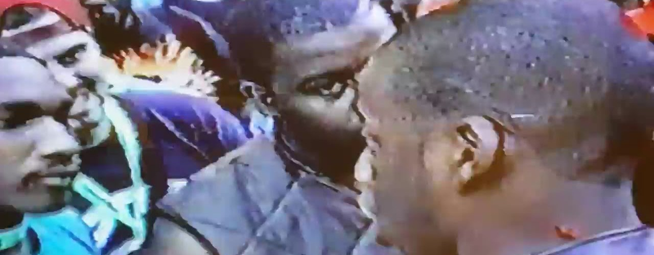 Rare Jay-Z Battle Filmed in 1993 at The New Music Seminar in New York w/ DJ Clark Kent, Dame Dash and Harry Allen