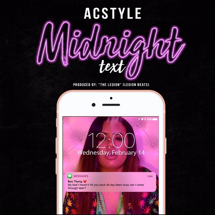 ACStyle (@ACStyle) - Midnight Text