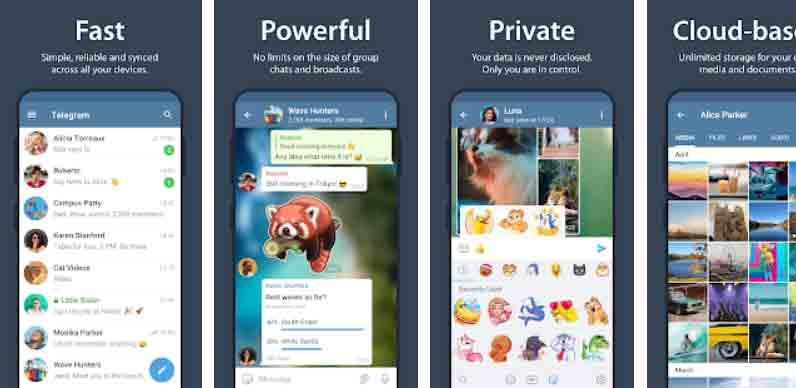 send Telegram messages to Whatsapp