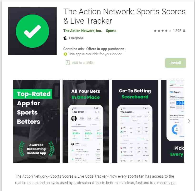The-Action-Network-Sports-Scores