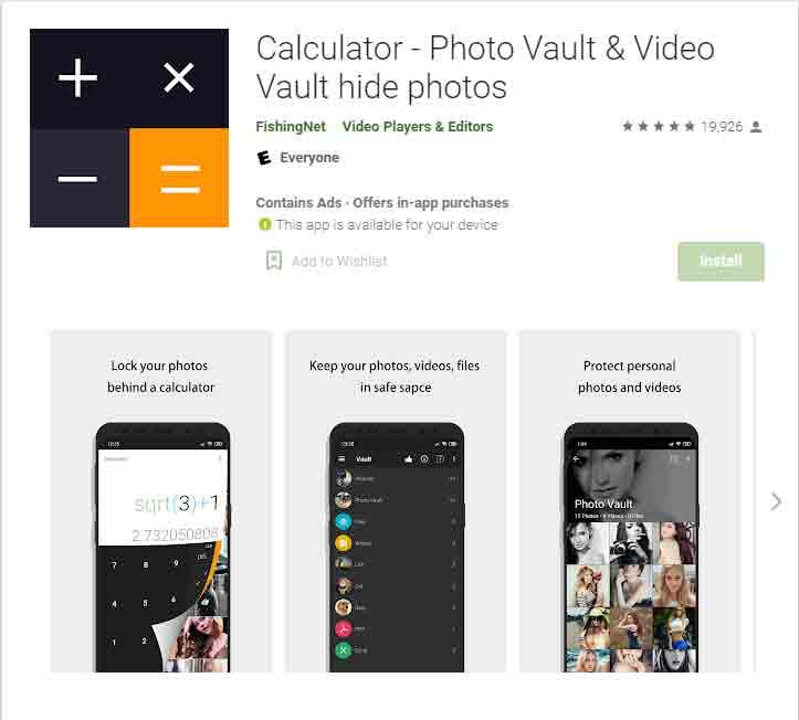 Calculator-Photo-Vault-&-Video-Vault-hide-photos