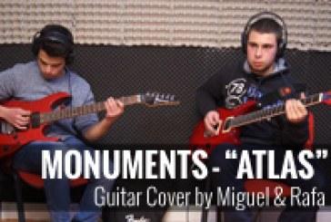 Monuments – Atlas [Cover] by Miguel Costa & Rafa Almeida