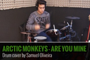 ARCTIC MONKEYS – ARE YOU MINE – DRUM COVER BY SAMUEL OLIVEIRA