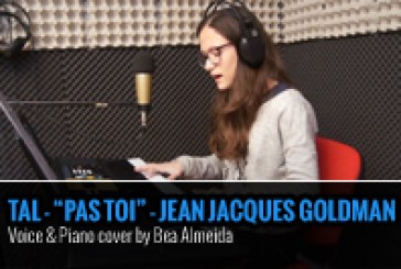 "BEA ALMEIDA – ""PAS TOI"" – JEAN JACQUES GOLDMAN – ESTUDO DE PIANO E VOZ"