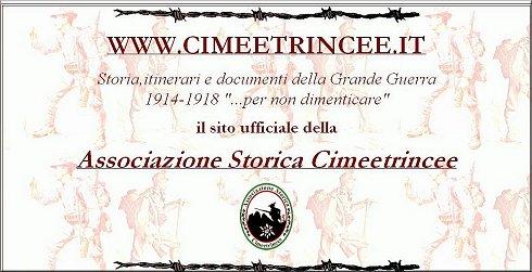 CIME E TRINCEE