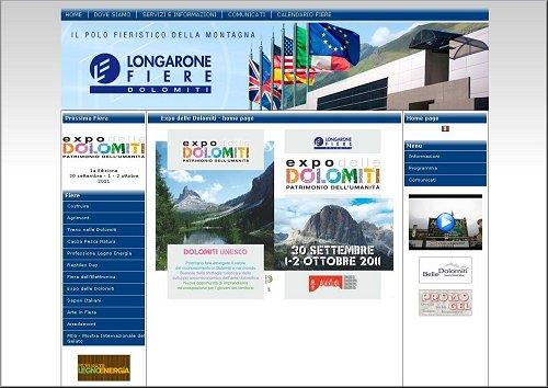 1^ EDIZIONE.EXPO DELLE DOLOMITI 2011