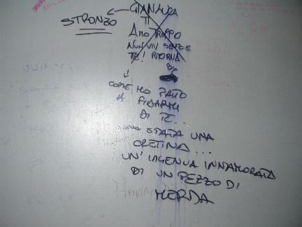 foto di ritamazzocco, scritta di Nonso