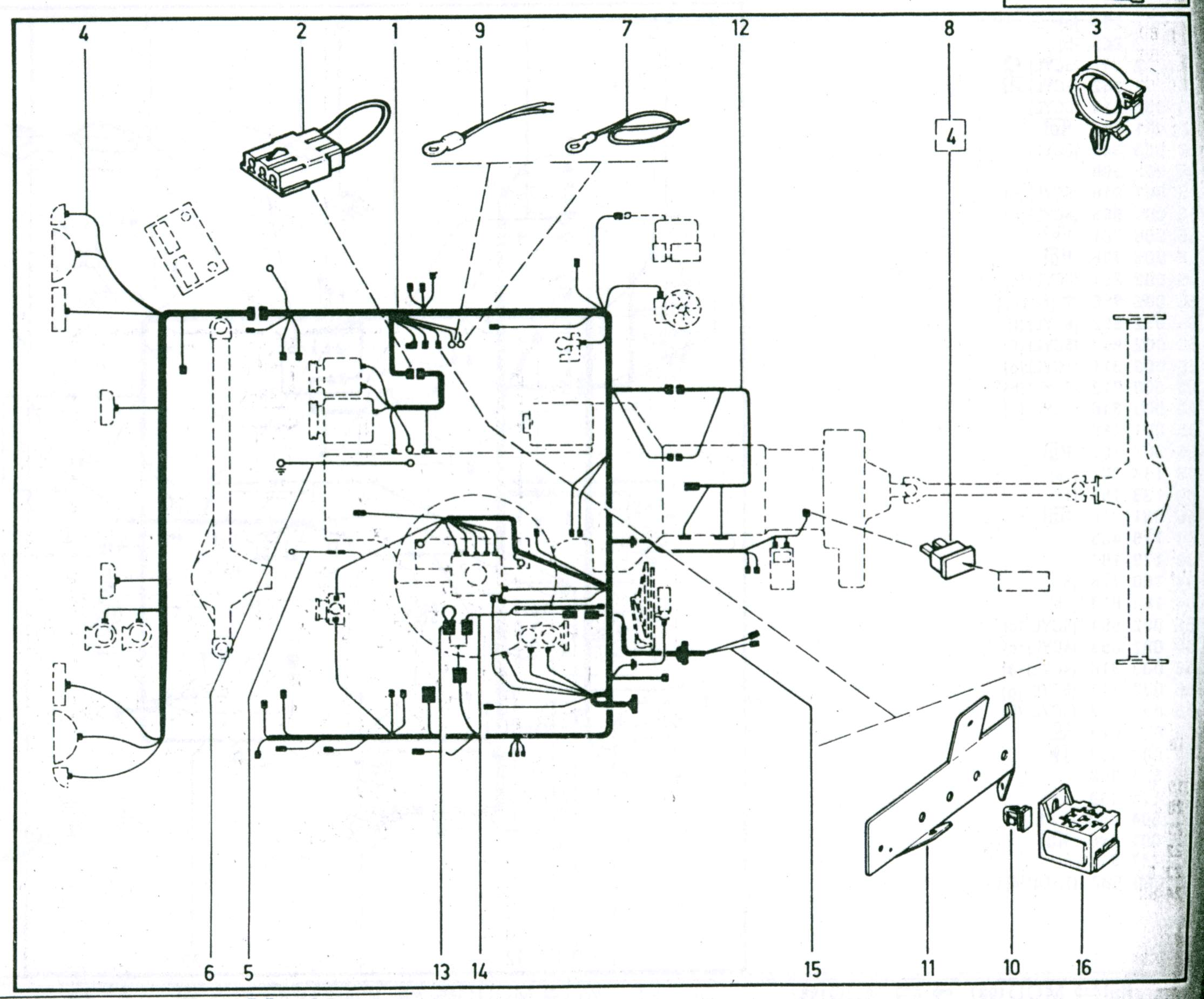 Peg Perego Gaucho Jeep Wiring Diagram