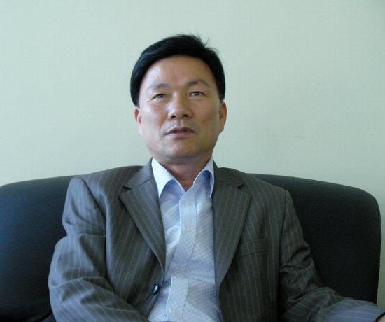 박진해 경상남도람사르환경재단 대표이사.