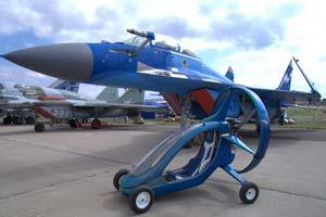 陸海空全てを制覇する航空機「Evolution」