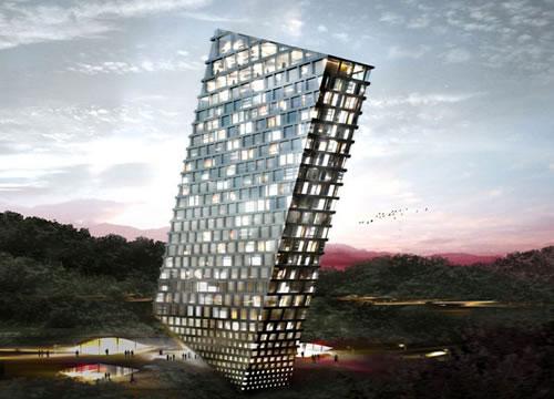 中国の都市が計画している超近未来的デザインの町並みがスゴイ