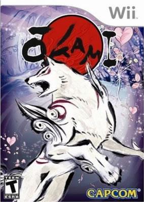 海外で先行販売されていたWii版『大神』(おおかみ)の国内発売決定!