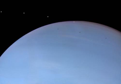【今日のNASA】天体写真「デスピナ、海王星の月」
